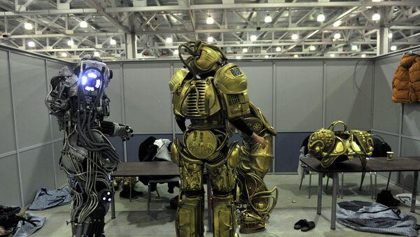 Rusia abre laboratorio de robots para combate - Sputnik Mundo