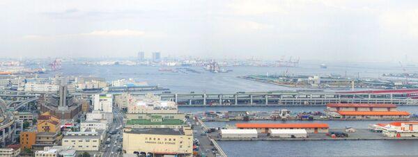 Puerto de Kobe - Sputnik Mundo