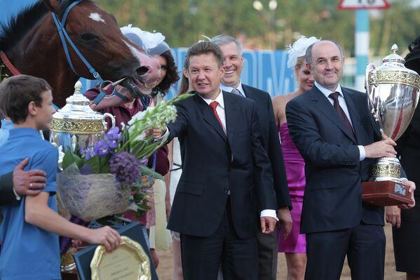 Carrera de caballos por la Copa Presidente de Rusia - Sputnik Mundo