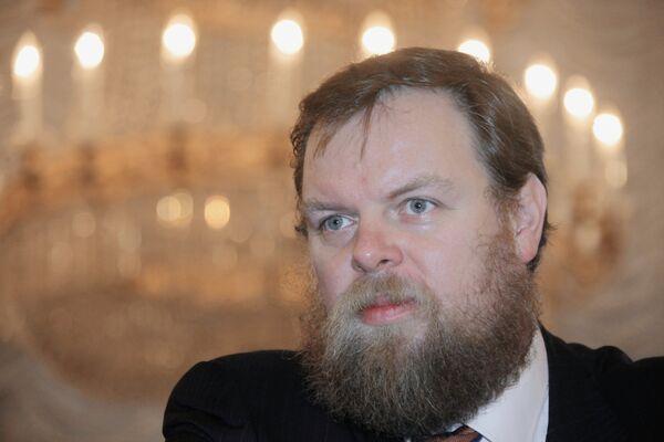 Senador más rico de Rusia, Dmitri Anániev - Sputnik Mundo