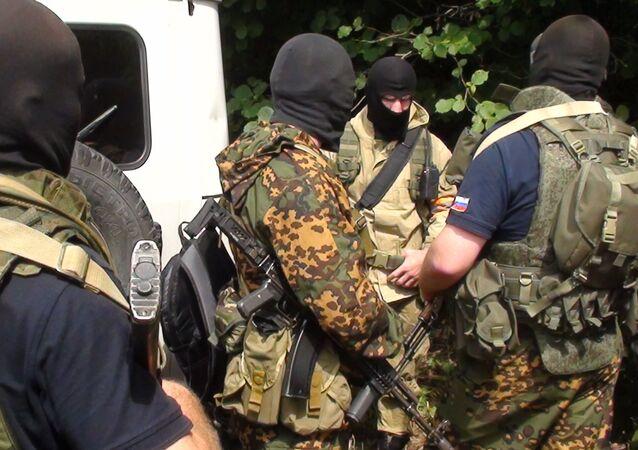Una operación antiterrorista en Kabardia-Balkaria