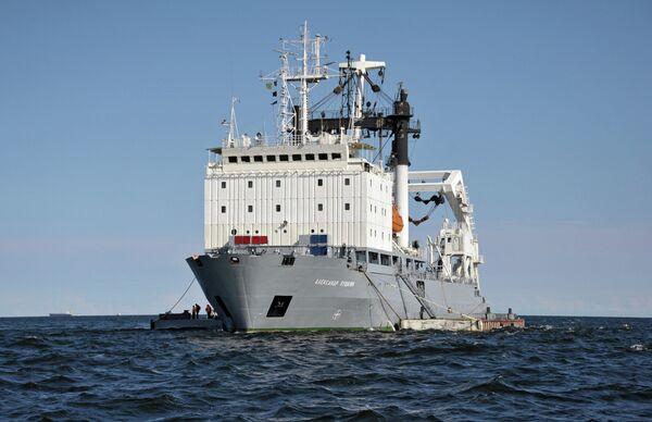 Putin se sumerge en el mar a bordo de un batiscafo - Sputnik Mundo
