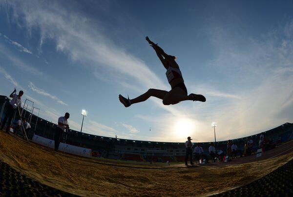 Las diez mejores fotos de la Universiada de Kazán 2013 - Sputnik Mundo