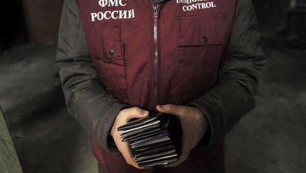 El número de inmigrantes a Rusia va en aumento - Sputnik Mundo