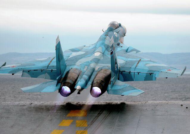 La aviación naval, orgullo de la Armada de Rusia