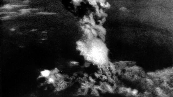 El mundo recuerda a las víctimas de Hiroshima - Sputnik Mundo