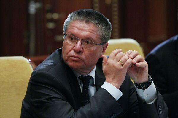 Ministro de Desarrollo Económico de Rusia, Alexéi Uliukáev - Sputnik Mundo