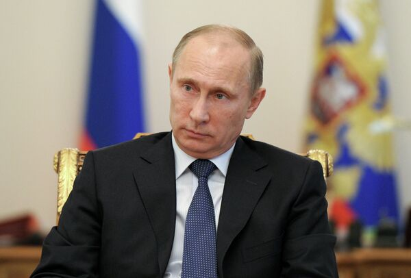 Vladímir Putin - Sputnik Mundo