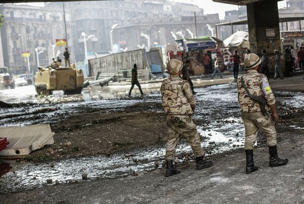 Human Rights Watch considera criminal la matanza de islamistas egipcios en 2013 - Sputnik Mundo