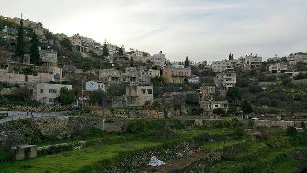 Деревня Баттир на Западном берегу реки Иордан - Sputnik Mundo