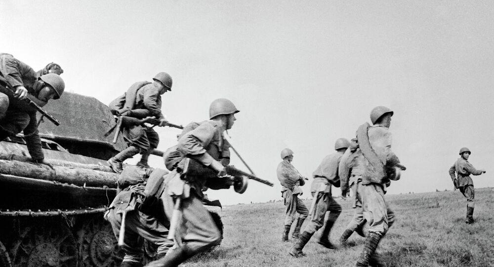 La Segunda Guerra Mundial (1939-1945) - Sputnik Mundo