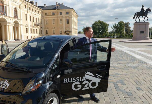 Todo está listo en San Petersburgo para acoger la cumbre del G-20 - Sputnik Mundo