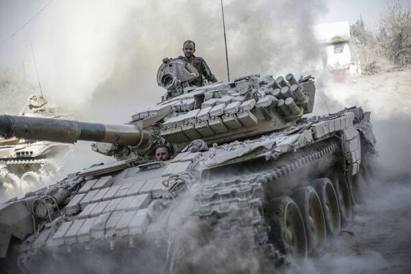 Alemania descarta participar en un ataque contra Siria - Sputnik Mundo