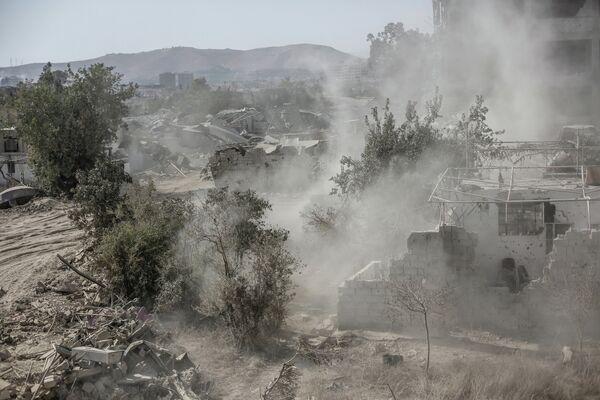 Occidente demora la intervención en Siria porque no entra en su esfera de interés - Sputnik Mundo
