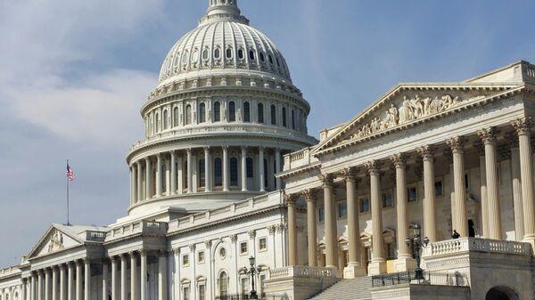 Congreso de EEUU  (archivo) - Sputnik Mundo