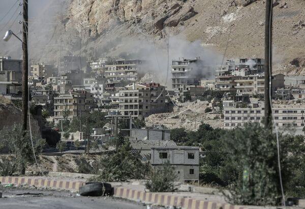 La intervención en Siria se pospone, pero Damasco tiene problemas más graves - Sputnik Mundo