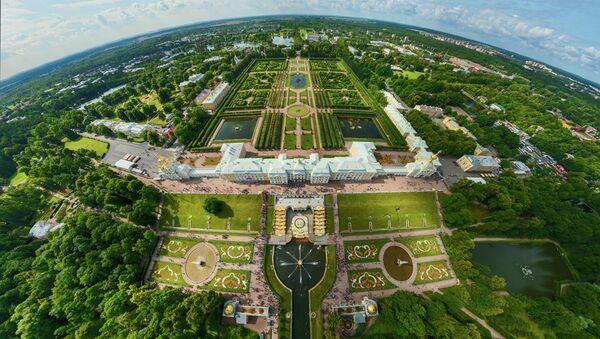 Peterhof - Sputnik Mundo