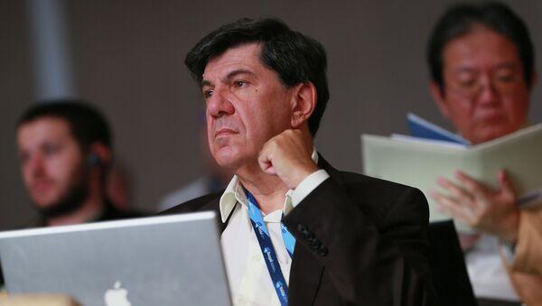 Заседание Международного дискуссионного клуба Валдай - Sputnik Mundo