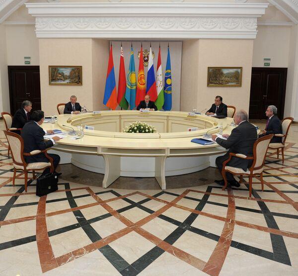 La OTSC descarta implicarse en el conflicto de Siria - Sputnik Mundo