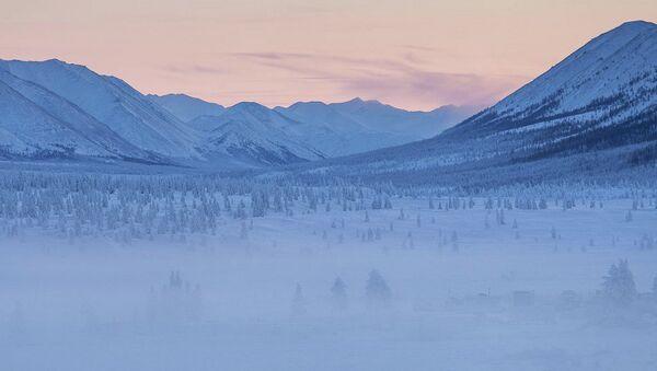 Región de Oymiakón en Yakutia - Sputnik Mundo