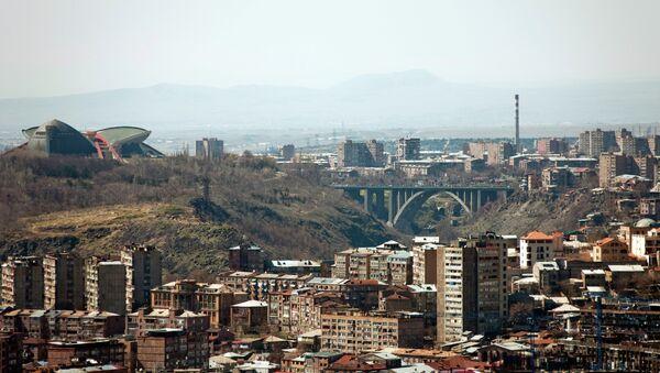Ereván, capital de Armenia - Sputnik Mundo