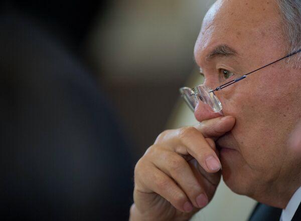 Nursultán Nazarbáev - Sputnik Mundo