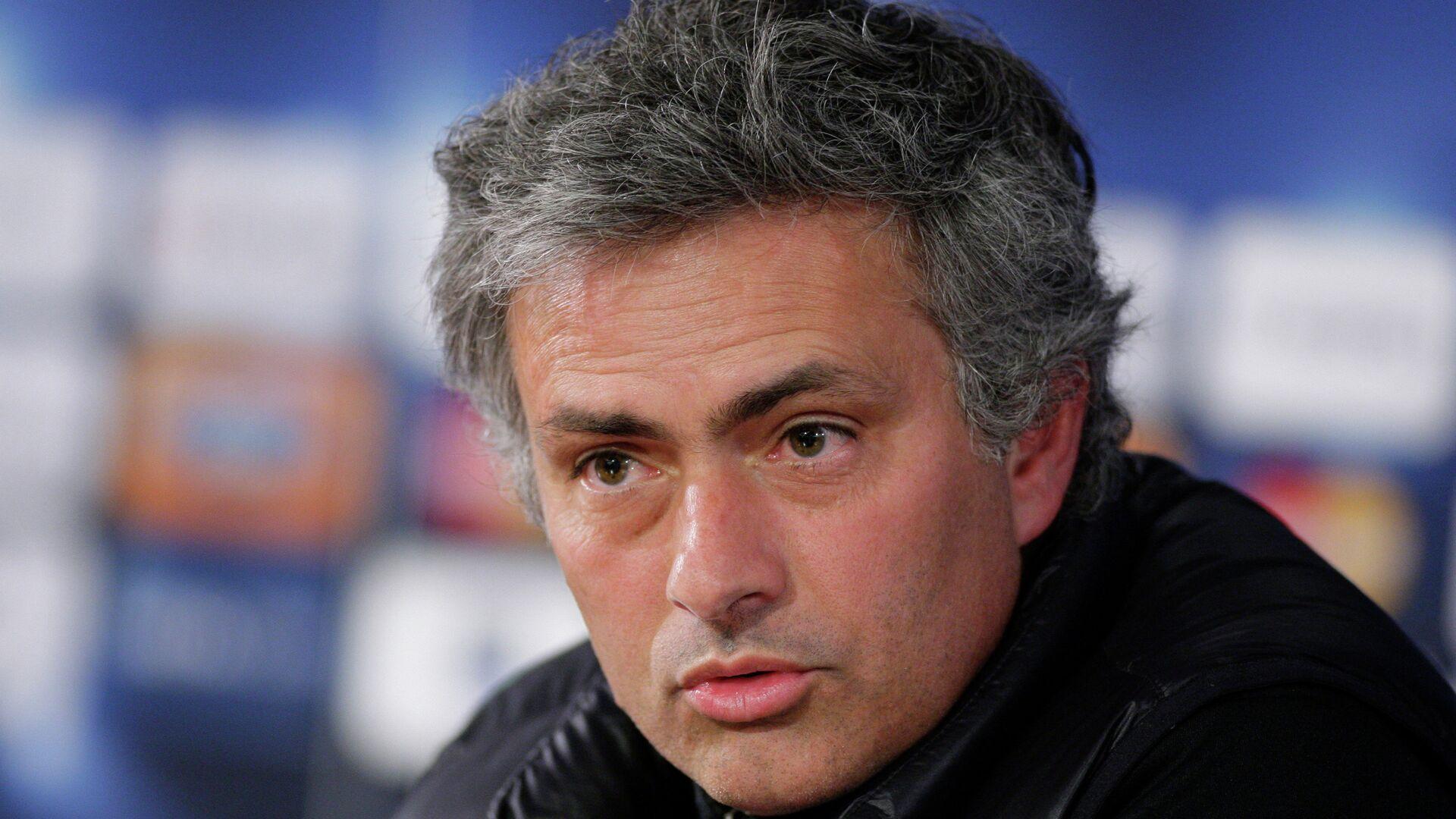 José Mourinho, el exentrenador del equipo de fútbol Tottenham Hotspur - Sputnik Mundo, 1920, 19.04.2021