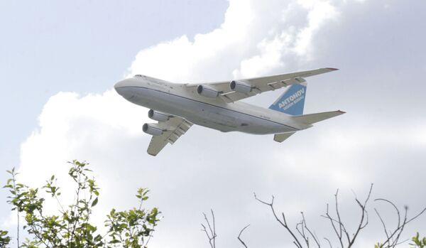 An-124 Ruslán - Sputnik Mundo