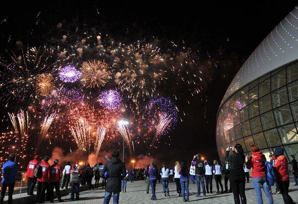 La ceremonia de apertura de JJOO de Sochi comenzará a las 20.14 del 7 de febrero - Sputnik Mundo