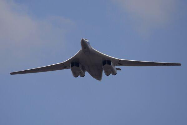 Tu-160 - Sputnik Mundo