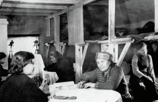 Archipiélago GULAG y sus campos de concentración - Sputnik Mundo
