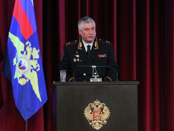 Vladímir Kolokóltsev - Sputnik Mundo