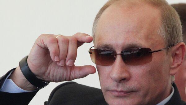 Putin es la persona más influyente del mundo, según Forbes - Sputnik Mundo