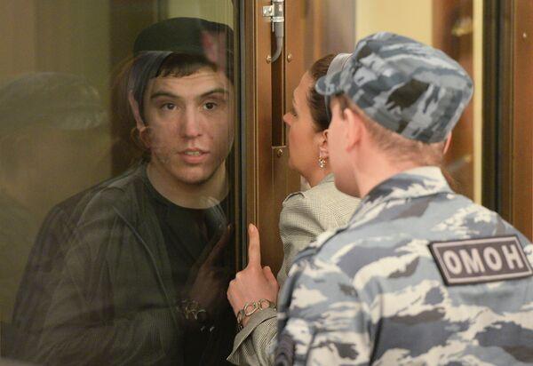 Tres implicados en el atentado del aeropuerto de Moscú, sentenciados a cadena perpetua - Sputnik Mundo