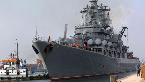 Crucero Variag (Archivo) - Sputnik Mundo