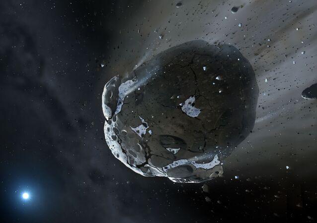 Asteroide (archivo)