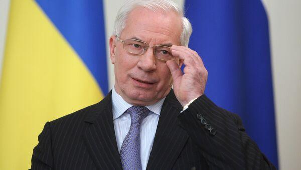 Nikolái Azárov, ex primer ministro de Ucrania - Sputnik Mundo