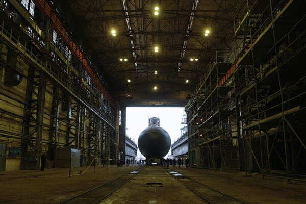 Novorossiysk - Sputnik Mundo