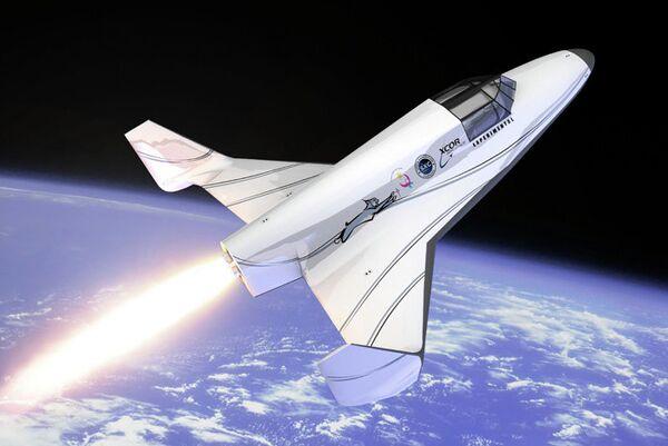 La nave Lynx - Sputnik Mundo