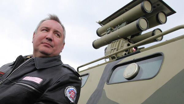 Viceprimer ministro de Rusia, Dmitri Rogozin - Sputnik Mundo