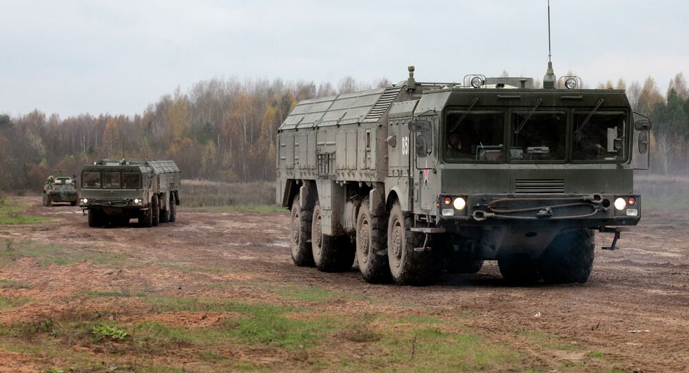 Sistemas de misiles Iskander