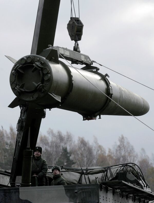 Iskander - Sputnik Mundo