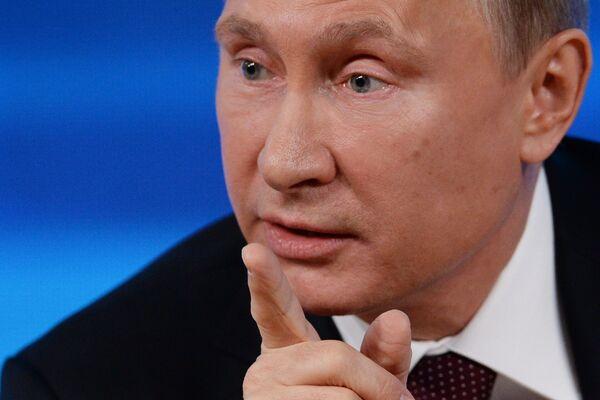 Putin: Rusia colaboró con sus socios en la resolución de los problemas sirio e iraní - Sputnik Mundo