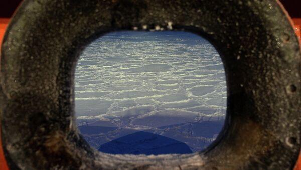 Una expedición al océano Ártico (archivo) - Sputnik Mundo