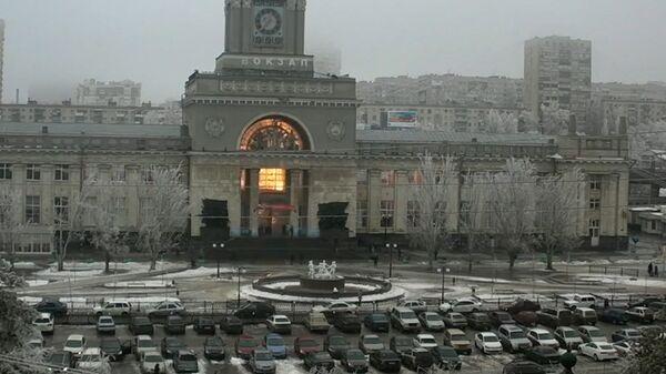 Atentado en la estación de trenes de Volgogrado - Sputnik Mundo