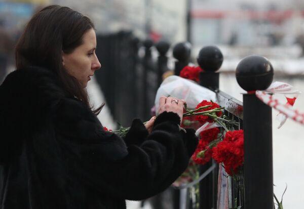 Rusia deplora las víctimas de los atentados en Volgogrado - Sputnik Mundo