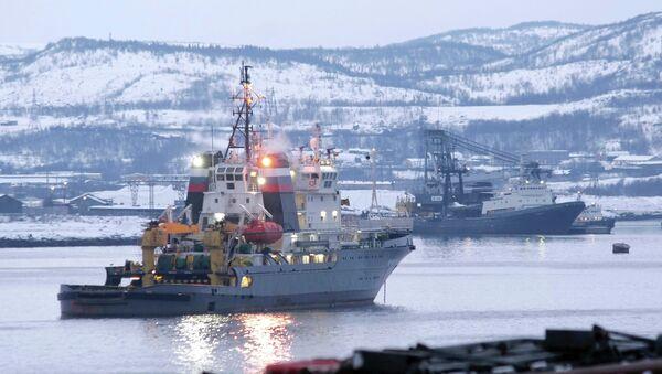 Puerto de Severomorsk (archivo) - Sputnik Mundo