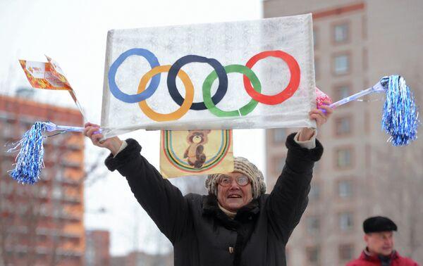 Ocho de cada diez rusos seguirán los Juegos de Sochi - Sputnik Mundo