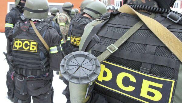 Fuerzas especiales de Rusia durante las maniobras - Sputnik Mundo