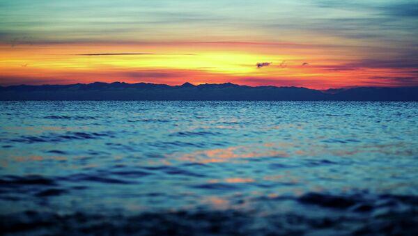 Lago Baikal - Sputnik Mundo